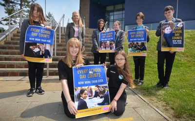 Hastings unites to tackle school attendance